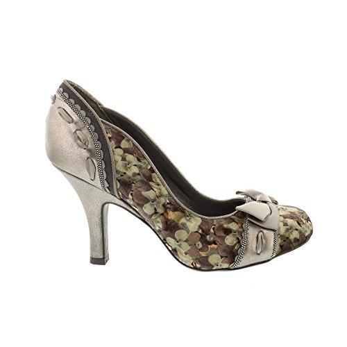 RUBY Shoe SHOO Pewter 9124 Womens Amy Shoo Ruby IOIwqvrf