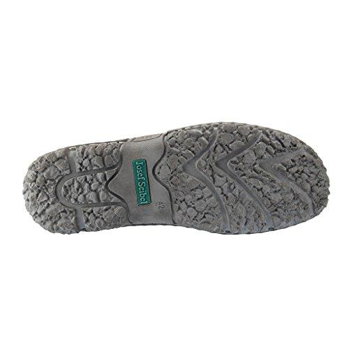 SALE - JOSEF SEIBEL - Willow 17 - Herren Halbschuhe - Schwarz Schuhe in Übergrößen