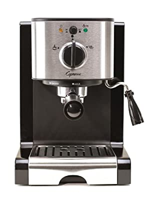 Capresso EC100 Pump Espresso and Cappuccino Machine from Capresso