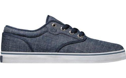 Globe Mens Motley Skate Schoen, Blue Denim, 8d Us