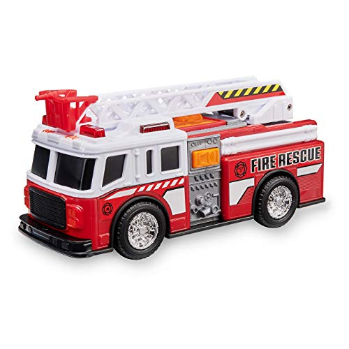 - Adventure Force Mini Fire Truck with Lights and Sounds
