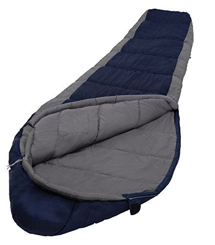Columbia Sportswear Adult Mummy Bag Long 40 Degrees (Collegiate Navy) 4 Reviews Columbia Sportswear