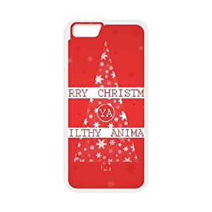 merry christmas ya filthy animal iphone 6s 4.7 Inch Cell Phone Case White Customized gadgets z0p0z8-3138623