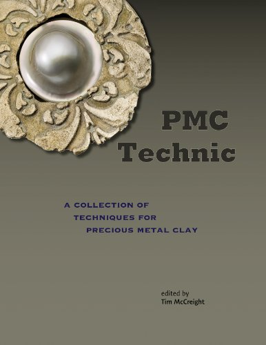 PMC Technic: A Collection of Techniques for Precious Metal Clay