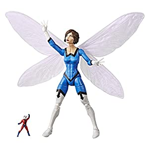 415P2uV48bL. SS300 Marvel Retro 6-inch Collection Wasp Figure