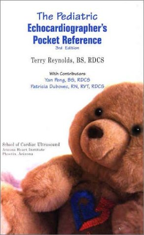 The Pediatric Echocardiographer's Pocket Reference