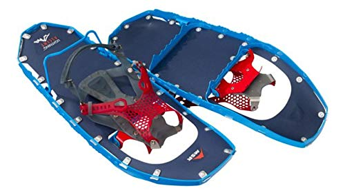 MSR Lightning Ascent Backcountry & Mountaineering Snowshoes with Paragon Bindings, 22 Inch Pair, Cobalt Blue
