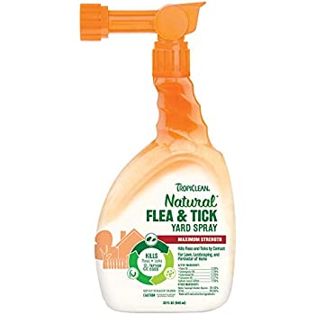 Amazon Com Vet S Best Flea And Tick Yard And Kennel