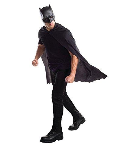 Bat Costumes Adults (Batman Cape Set Costume Accessory Kit)