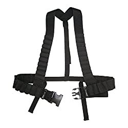 Isport UX0039A Ronin Gear Delux Stock 10-Shot Tube Suspender Harness