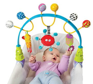 Baby Activity Bar For Pram - 1