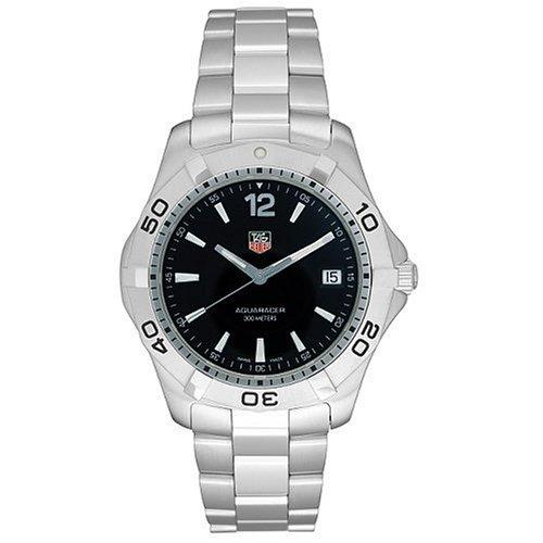 BA0800 - Reloj para hombres, correa de acero inoxidable: Tag Heuer: Amazon.es: Relojes