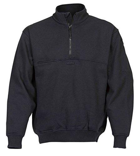 Elbeco Shield Job Shirt Navy, Tall Self Collar - T3730-XL