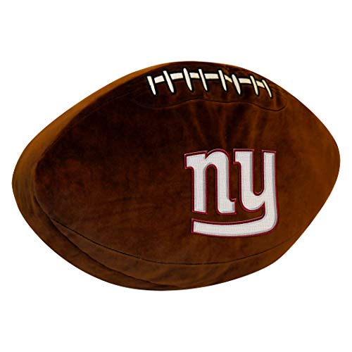 - NFL New York Giants 3D Sports Pillow