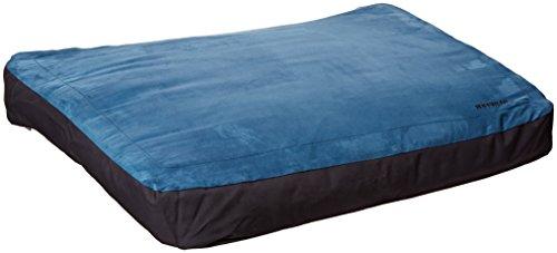 Ruffwear - Urban Sprawl Everyday Base Camp Plush Dog Bed, Overcast Blue, Medium by Ruffwear