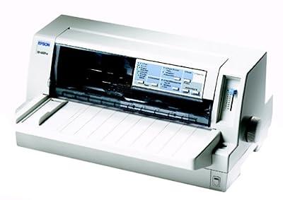 Epson Lq-680 Pro 24pin Narr 413cps Par Type B Dot Matrix from Epson
