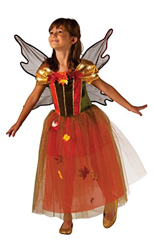 [Rubie's Costume Fall Fairy Light-Up Child Costume, X-Small] (Fall Fairy Costume Child)