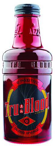 Tru Blood Orange Soda 4Pack by Diamond Select