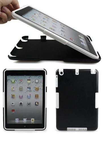 Bear Motion Dual Protection Back Cover for iPad Mini