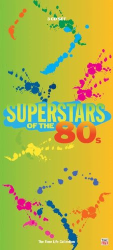 Time Life Collection: Superstars of the 80's by Time Life Records