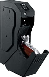 GunVault SVB 500 SpeedVault Biometric Handgun Safe Review