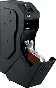 Gunvault SVB500 Speedvault Biometric, Black