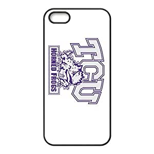 NCAA Tcu Horned Frogs Secondary 1995 Black For SamSung Galaxy S5 Phone Case Cover