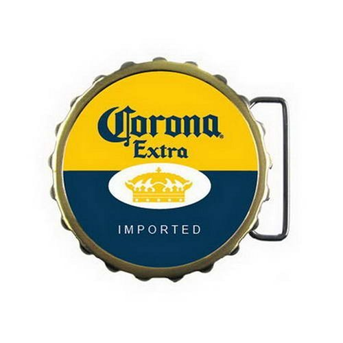 Brand New Officially Licensed Corona Extra Belt Buckle