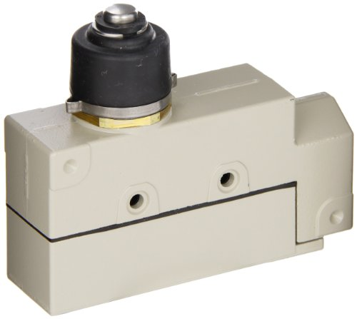 Enclose Switch General Purpose - Omron ZE-N-2S General Purpose Enclose Switch, High Breaking Capacity and Durability, Sealed Plunger, Single Pole Double Throw AC, Side Mounting, 1/2-14NPSM Conduit Size
