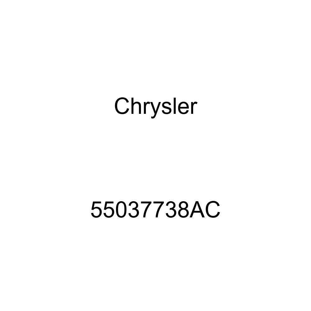 Genuine Chrysler 55037738AC Air Conditioning Heater Supply Hose