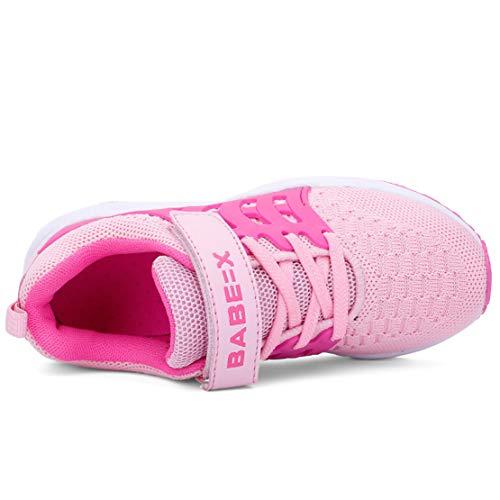 Qzbaoshu Sport Pour Garçon Baskets Rose Fille Chaussures De Femme wr4wq0