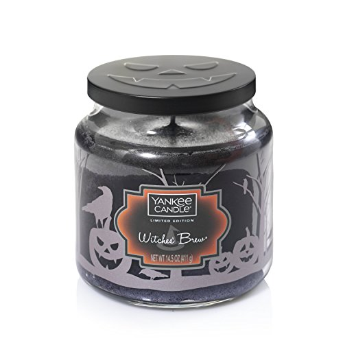 Yankee Candle Medium Jar Candle, Witches