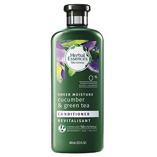 Herbal Essences Cucumber And Green Tea Conditioner  13 5 Fluid Ounce