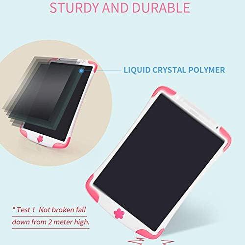 NBHUYT 10-Zoll-LCD Writing Tablet bunter Digital-Ewriter elektronische bewegliches Brett Handschrift for Kinder Erwachsene for Kinder Lernspielzeug Geburtstags-Geschenke