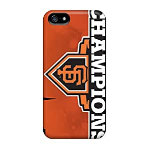 Excellent Design San Francisco Giants Phone Cases For Iphone 5/5s Premium Cases