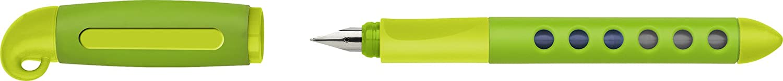 Verde chiaro Faber-Castell 149815/ /Penna stilografica Scribolino per Destrorsi