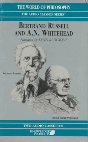 Bertrand Russell and A.N. Whitehead (The World of Philosophy) by Brand: Knowledge Products