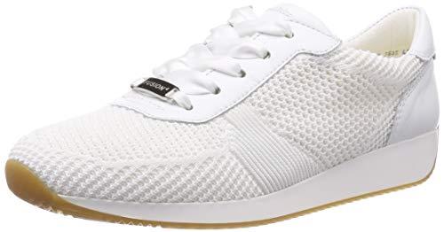 ARA Women's Lissabon 1234027 Low-Top Sneakers, (Weiss 50), 5 UK 5 UK