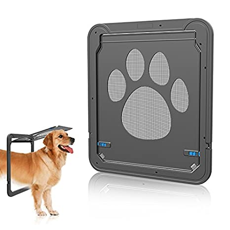 Amazon Lesypet Dog Screen Door Pet Dog Door With Inner