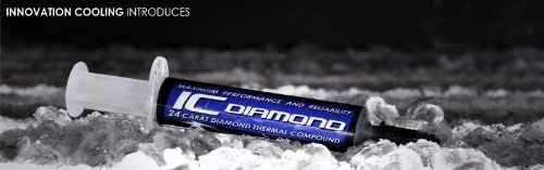 Innovation Cooling Diamond Carat Compound