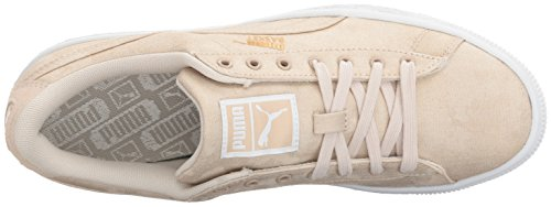 Denim In Basket Wn's Puma Pumabasket White puma Oatmeal Da Donna xwHnwPFp