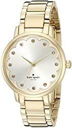 kate spade watches Gramercy Scalloped Watch