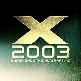 X 2003