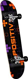 "POSITIV Skateboards Rodney Jones ""Digital Series"" Assembly 7.75"""