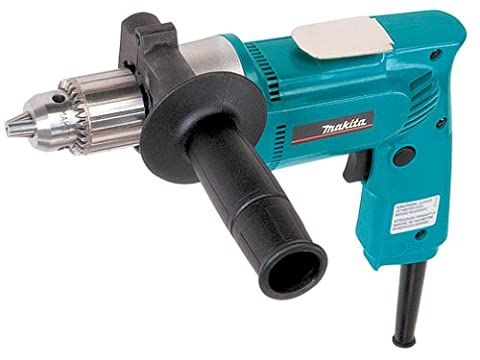 Makita 6302H 1/2-Inch Drill, Variable Speed, Reversible (Lightweight Corded Drill)