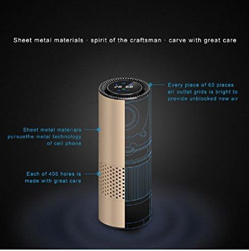 True HEPA filtro purificador de aire con Control de gestos, la ...