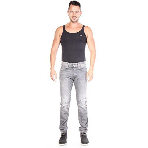 0d53be22 G-Star Raw Men's 3301 Tapered Fit Jean In Dust Denim, Light - Import ...