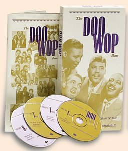 Doo Wop Box by Rhino