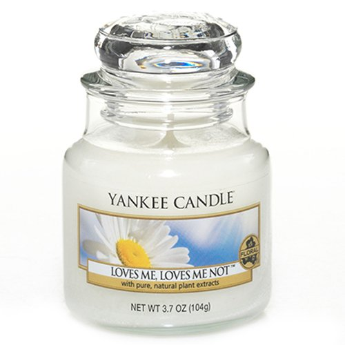 Daisy Scented Candle - 9