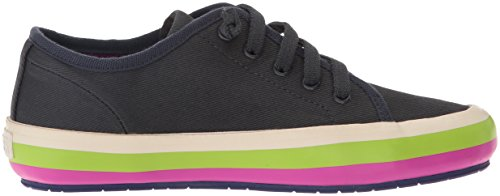 Women's Portol Fashion Camper Grey Sneaker OzBwZ